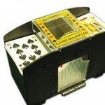 Poker Kartenmischer Kartenmischmaschine für 4 Decks