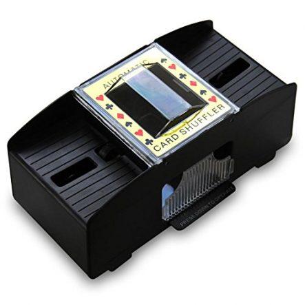 Kartenmischer 21x11,5x9cm Automatik