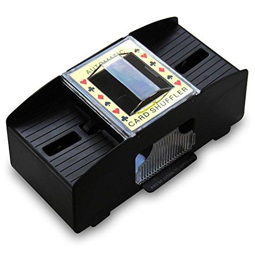 Kartenmischer 21x115x9cm Automatik - Kartenmischer 21x11,5x9cm Automatik