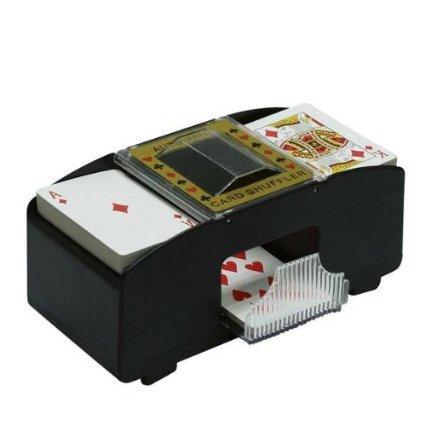 Elektrischer Kartenmischer - Poker - Skat, Kartenmischmaschine