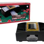 Kartenmischer 21×11,5x9cm Automatik